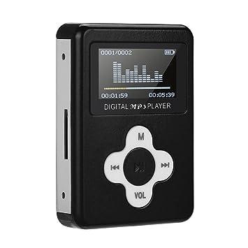 TAOtTAO - Reproductor de MP3 (compatible con tarjeta micro ...