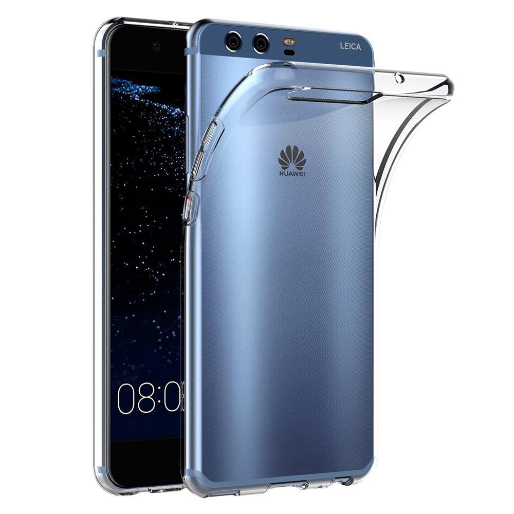 Funda Huawei P AICEK Transparente Silicona Fundas para Huawei P Carcasa