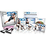 Beachbody Tony Horton's P90 Base Kit DVD Workout