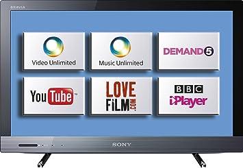Sony KDL-24EX320BU- Televisión Full HD, Pantalla LED 24 pulgadas