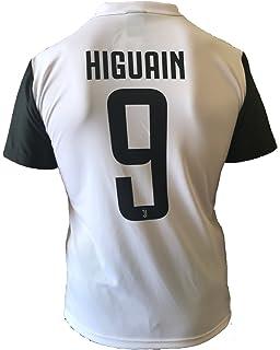 Perseo Trade S.R.L. Maglia Juventus Gonzalo Higuain 9 Replica Autorizzata  Bambino Adulto 2017-2018 d91a47b034c