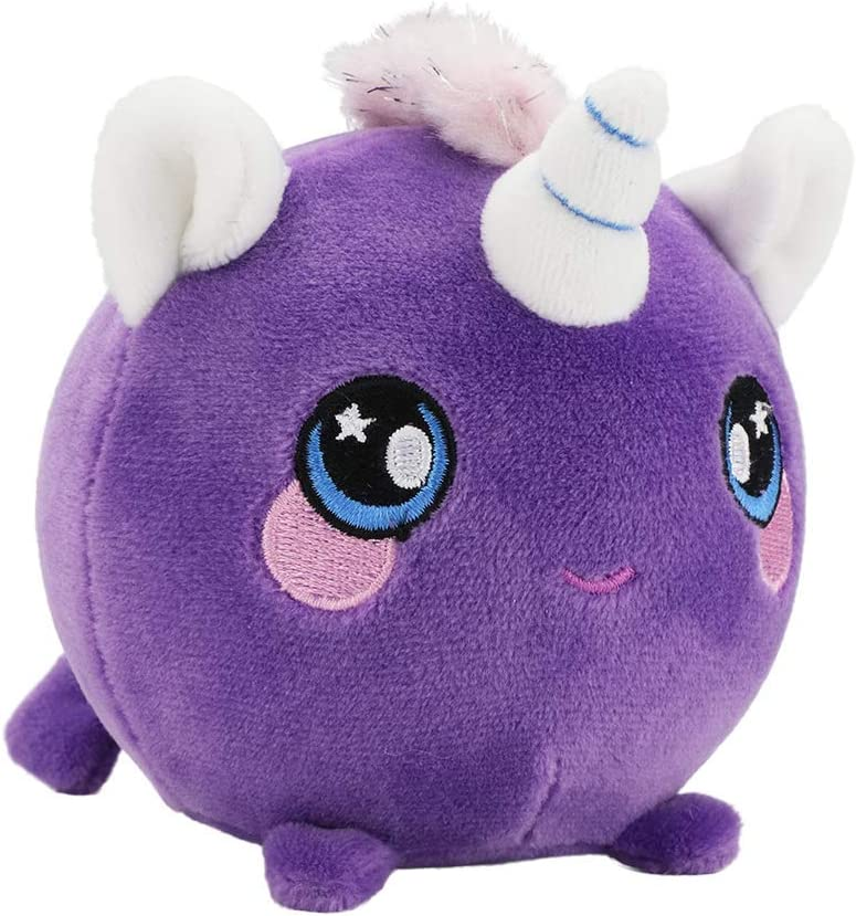 "Squeezamals, Kate Unicorn - 3.5"" Super-Squishy Foam Stuffed Animal! Squishy, Squeezable, Cute, Soft, Adorable!"