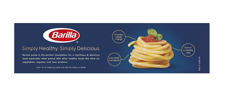 Amazon Barilla Pasta Thick Spaghetti 16 Ounce Pack Of 20