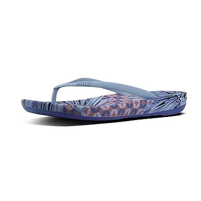 e26b770c9768 Fit Flop Women s Iqushion Tm Ergonomic Flip Flops