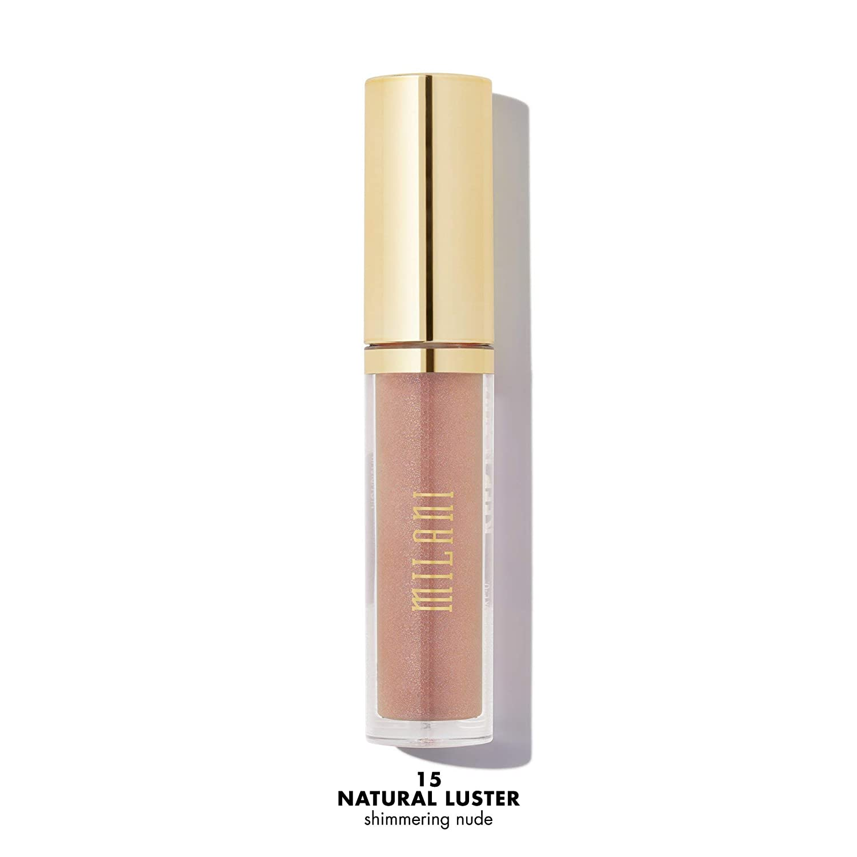 Milani Keep It Full Nourishing Lip Plumper - Natural Luster (0.13 Fl. Oz.) Cruelty-Free Lip Gloss for Soft, Fuller-Looking Lips