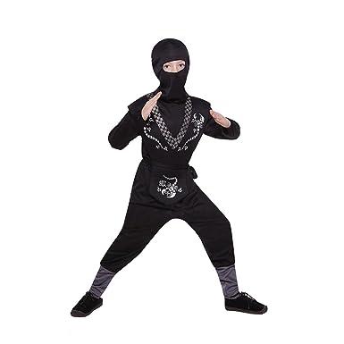 Amazon.com: Totalmente Ghoul Scorpion disfraz de ninja ...