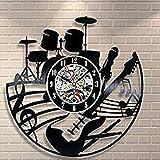 Vinyl Evolution VE745 Record Wall Clock