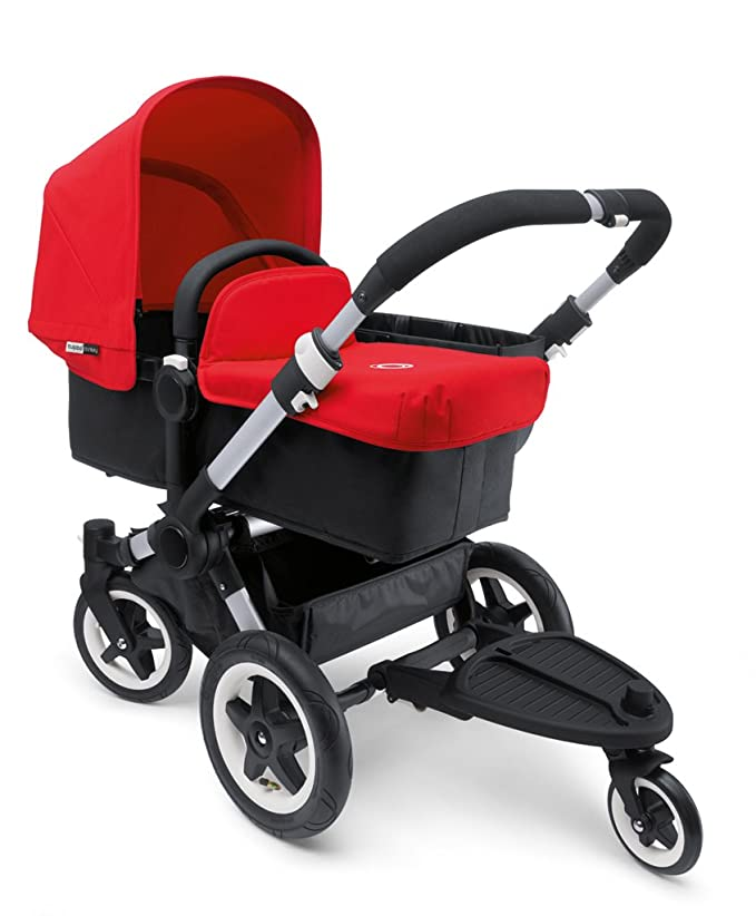 Bugaboo - Adaptador Patinete Donkey/Buffalo negro: Amazon.es ...
