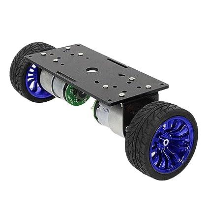 B Baosity Patinete Eléctrico para Robot DIY Accesorios Auto ...
