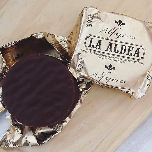 Amazon.com : Alfajores Argentinos de chocolate (6 unidades) : Grocery & Gourmet Food