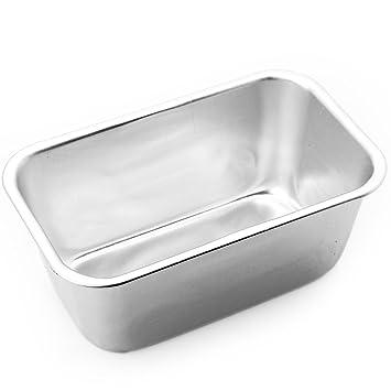 Tmall 1 1l Rechteck Aluminium Box Kastenform Fur Home Brot Kuchen