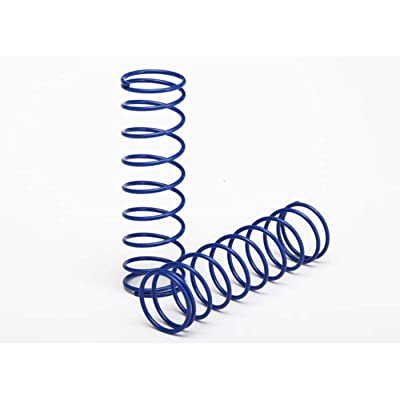 Traxxas Front Springs, Blue (2): Son-Uva Digger: Toys & Games