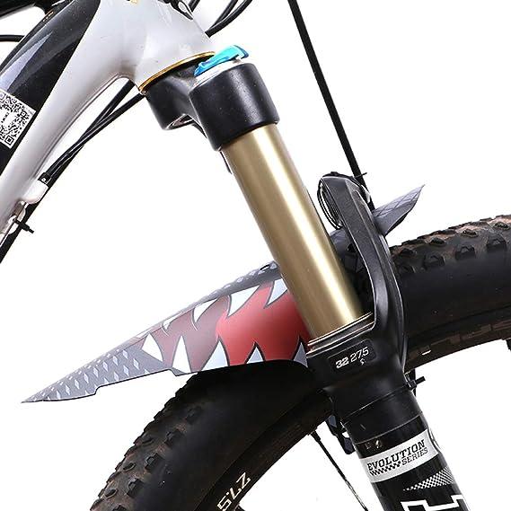 Guardabarros MTB, Guardabarros Bicicleta Montaña, MTB Mudguard ...