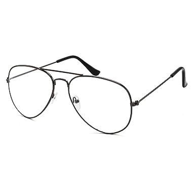096e1eb05b Stacle Full Rim Aviator Spectacle Sunglasses for Men and Women  (ST5203