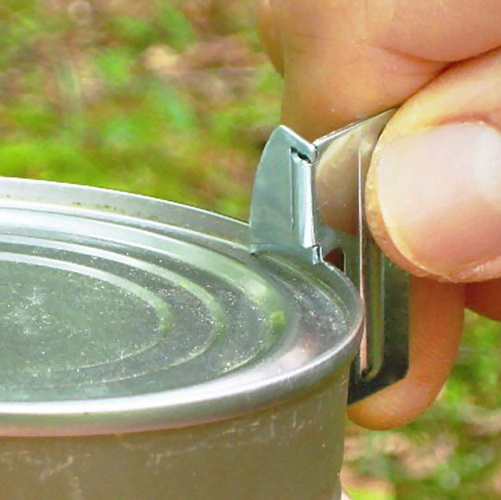 Miscellaneous US Army P-38 Shelby CAN//Bottle Opener Survival Camping Dosen/öffner im 5er-Set