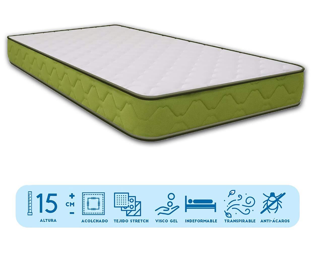 Colchon para cama infantil Montessori