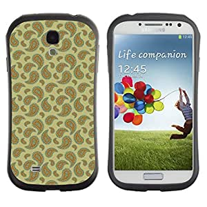 ArtSpace Premium Hybrid Back Case Cover Samsung Galaxy S4 IV i9500 ( cute drops )