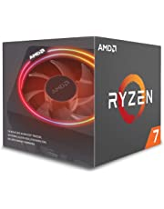 AMD YD270XBGAFBOX Processeur RYZEN7 2700x Socket AM4 4.35Ghz+20MB