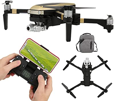 Opinión sobre Alinory RC Drone, Drone, RC Drone Quadcopter GPS Profesional 4K Quadcopter Control de altitud de Alta definición Sin Cabeza para Principiantes