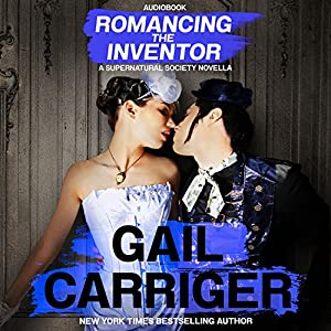 Romancing the Inventor Audiobook