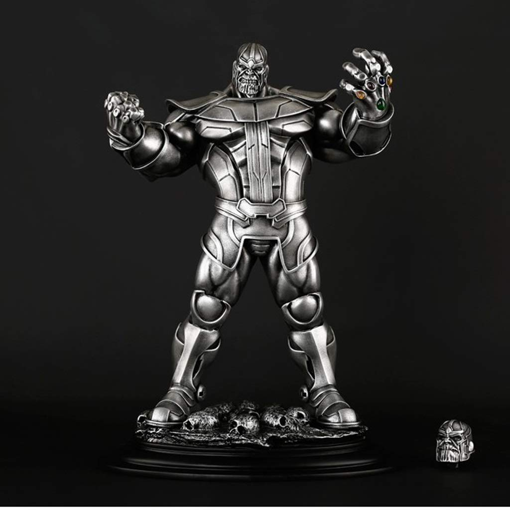 KGMYGS Avengers 4 Infinite War Defense Modell Mann Wei Deba 35cm Statue Anime Dekoration
