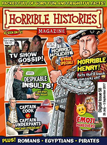 Horrible Histories PDF