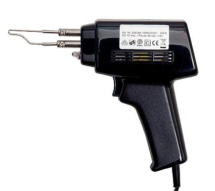 Bahco 325001000 - Soldador Elect Pistola 100 W