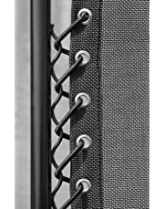 Faulkner 48531 Black Replacement Lacing for Recliners