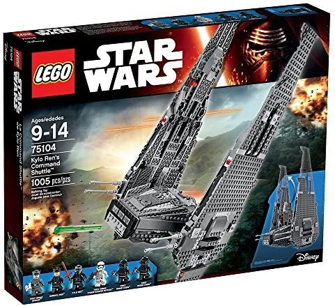 Brand New Genuine LEGO Star Wars First Order Crew Member from set 75104