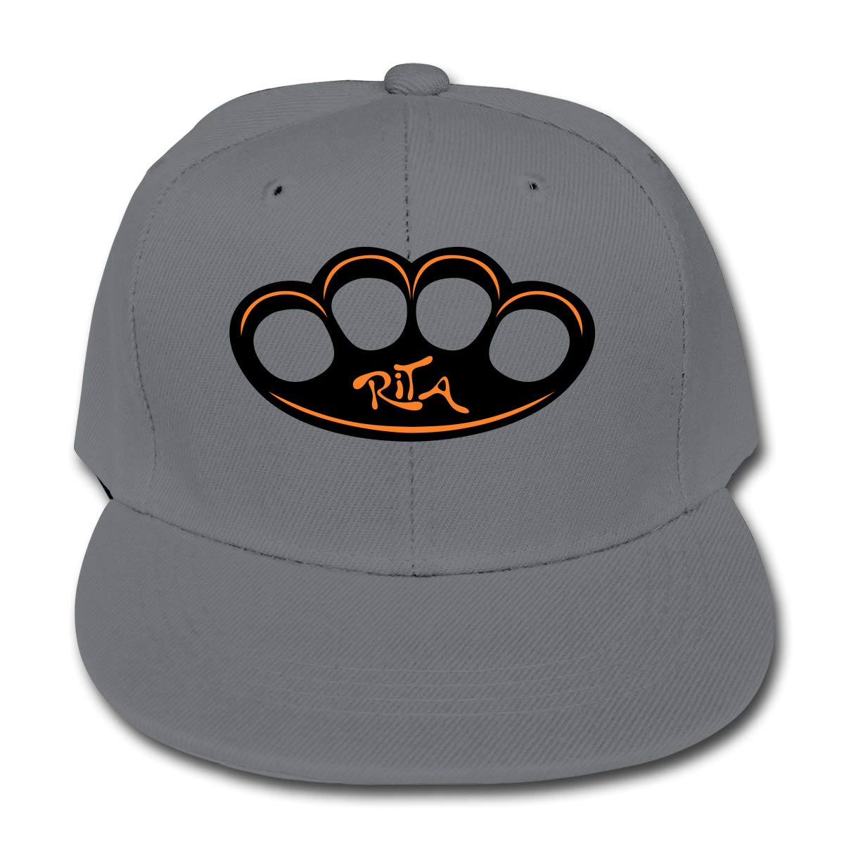 5adf4aad14c69 Amazon.com  Tnigke Rita Sahat iu Ora Kid Camping Baseball Cap Black   Clothing