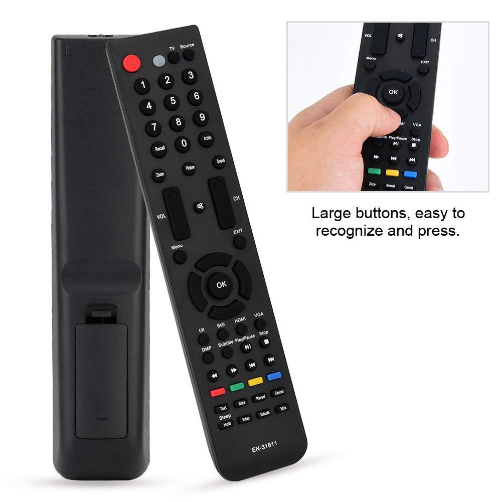 Reemplazo del Control Remoto de TV EN-31611A para Hisense