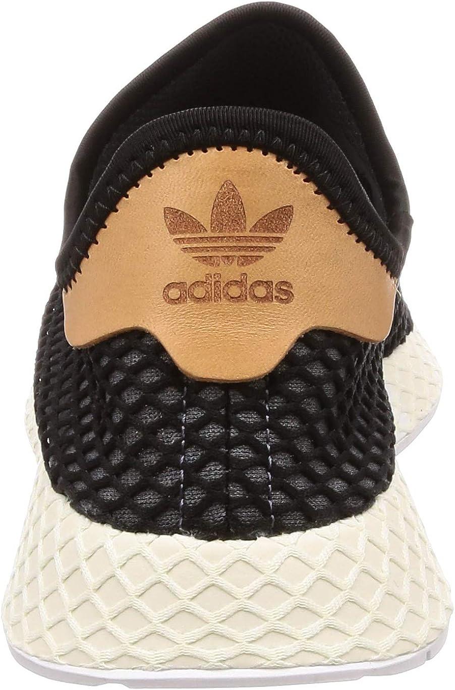 adidas Deerupt Runner, Chaussures de Gymnastique Homme Noir Negbás Negbás Percen 0