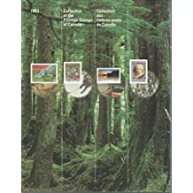 Collection of the Postage Stamps of Canada 1993