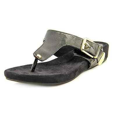 Giani Bernini Ryanne Women's Sandals Flip Flops Black