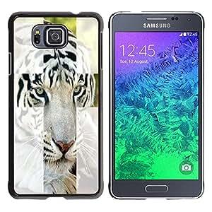 Dragon Case - FOR Samsung ALPHA G850 - Just like that - Caja protectora de pl??stico duro de la cubierta Dise?¡Ào Slim Fit