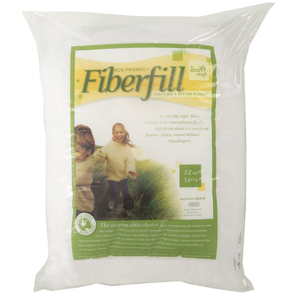 Mountain Mist Fiberfill, 12 Ounces
