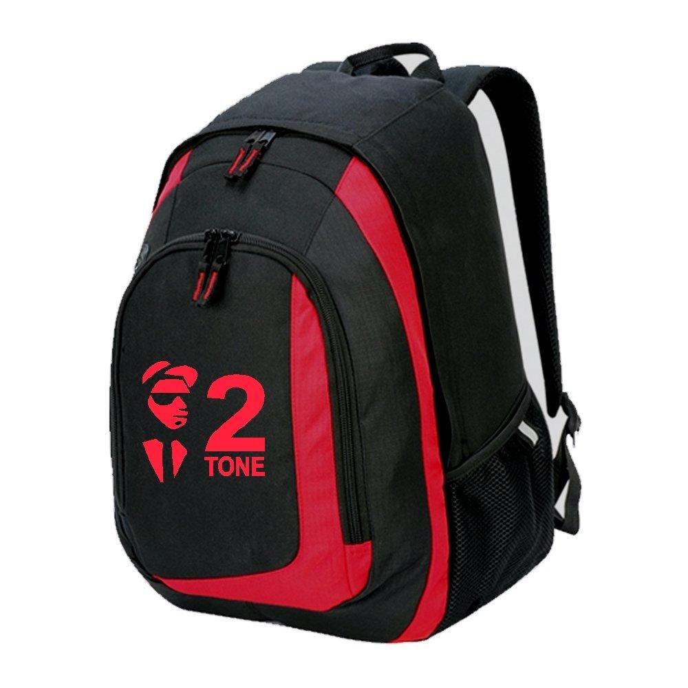 Juicy Ts 2 tono Ska mochila mochila bolsa - Patinete de ...