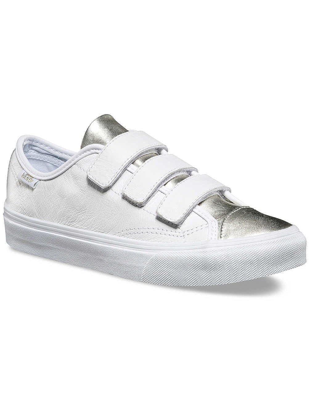 Vans Zapatillas de Piel para hombre blanco Weiß, color