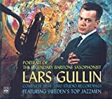 Portrait of the Legendary Baritone Saxophonist Lars Gullin. Complete 1956-1960 Studio Recordings. Featuring Sweden s Top Jazzmen