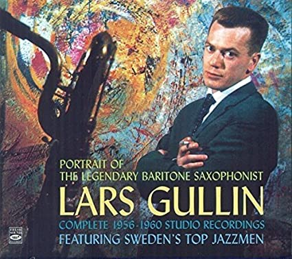Portrait of the Legendary Baritone Saxophonist Lars Gullin. Complete 1956-1960 Studio Recordings. Featuring Sweden s Top Jazzmen