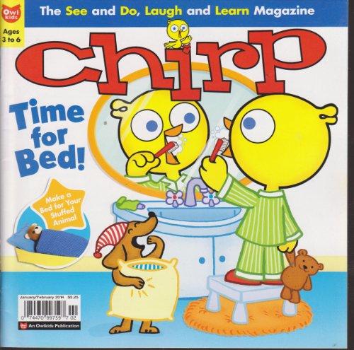 Chirp Magazine January/February 2014