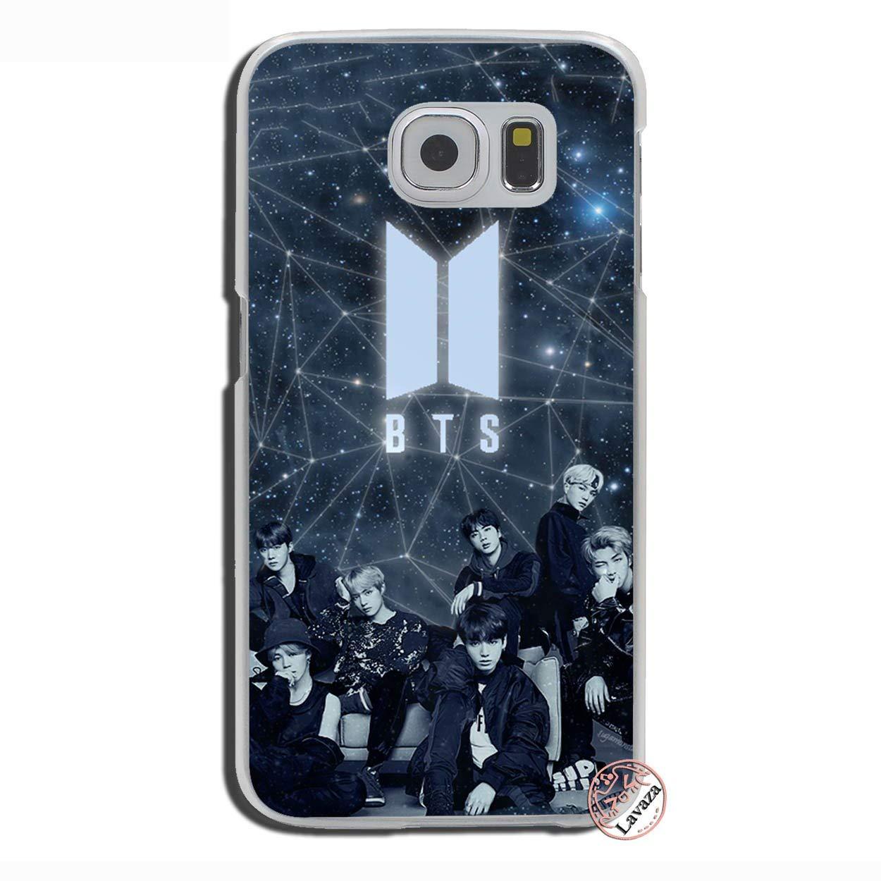 LLM 2 BTS Star Love Yourself Face Love Kpop Bangtan Boys Band Korean Rapmonster Jin Suga J-Hope Jimin V Jungkook Music Transparent Hard Cover Case for ...