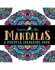 Mandalas: A Mindful Colouring Book