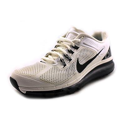 Nike AIR MAX+ 2013 Men Shoes 554886 101 (8): Buy Online at