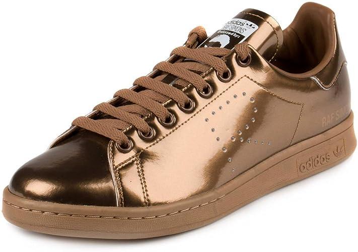 adidas stan smith wp basket mode homme marron