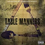 Table Manners 1 by Domi Rash