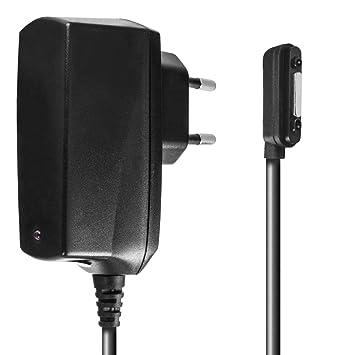 Cargador con conector magnético para Sony Xperia Z Ultra, Z1, Z2 ...