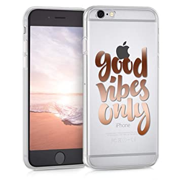 01660510d48 kwmobile Funda para Apple iPhone 6 / 6S: Amazon.es: Electrónica