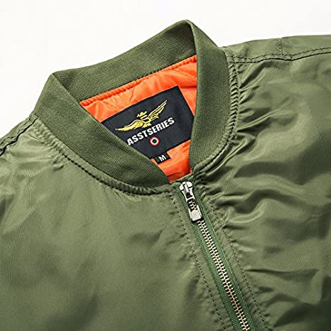 Winter Bomber Army Military Coats Plus Size 6XL Jacket Chaqueta Hombre Veste at Amazon Mens Clothing store: