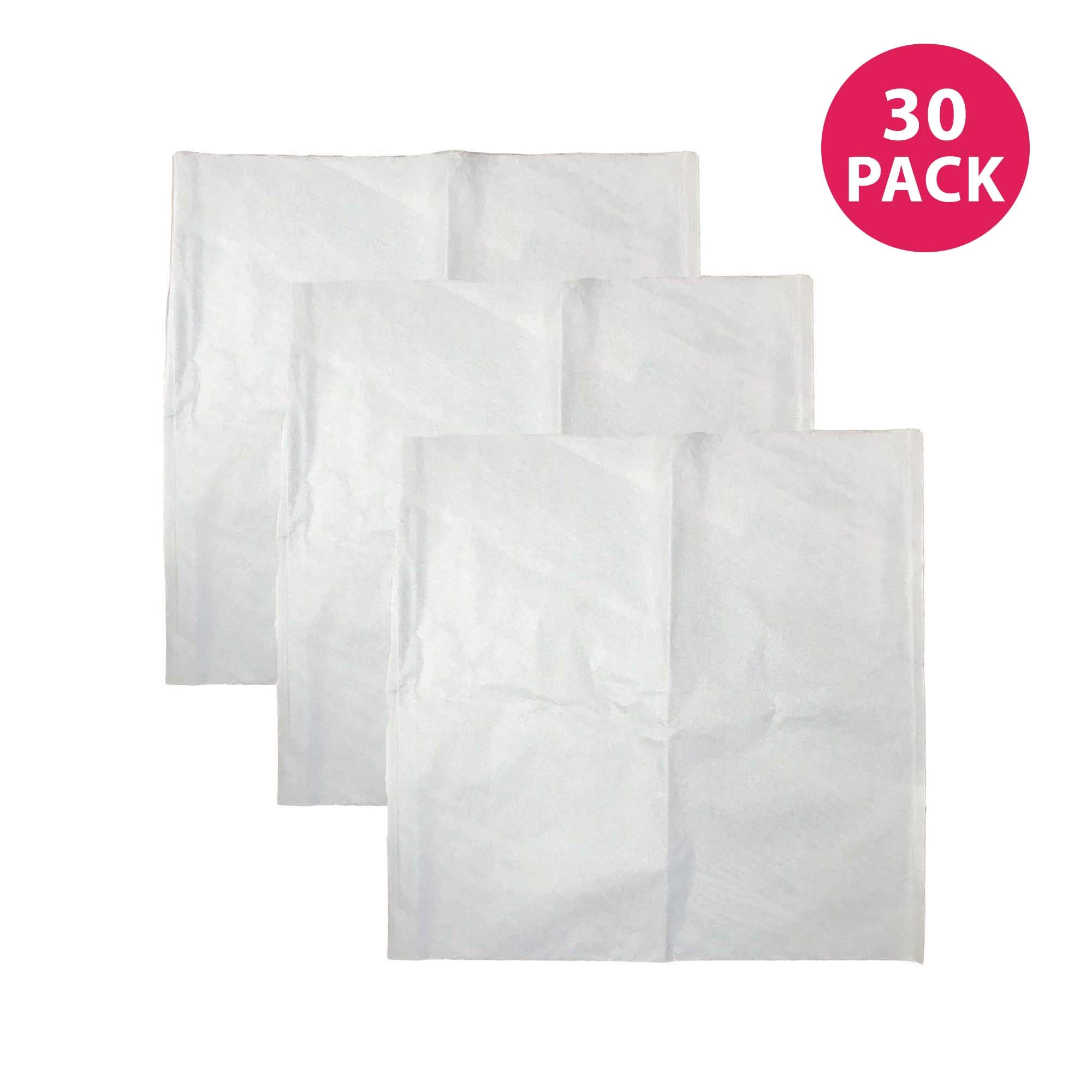 Think Crucial Replacement Coffee Filters Compatible With Toddy Paper Coffee Filter Part - 20.3 x 11.1 x 0.4 - Perfect For Cold Brew System Five (5) Gallon Commercial Cold Brew Brewers (30 Pack) by Think Crucial